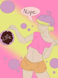 Candy Sunshine Girl by notKingCole