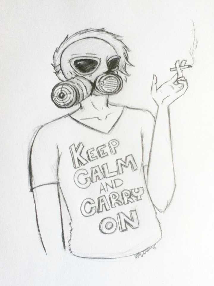 Keep Calm by marisajoelle