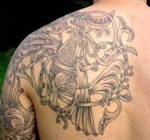 Viking Art 2 by DarkSunTattoo