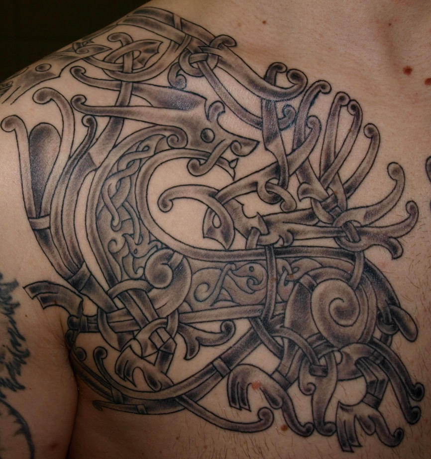 Viking Tattoo Art Designs