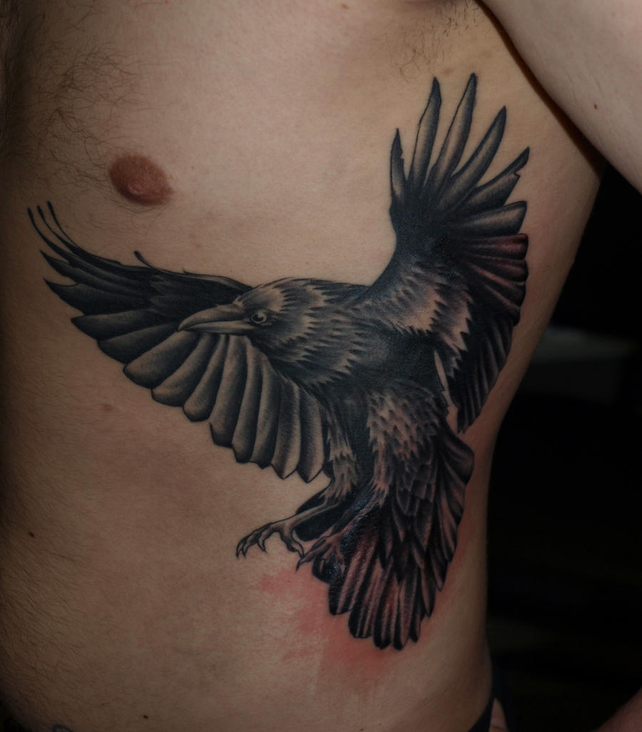 Odins Ravens Tattoo Odins ravens tattoo odinOdins Ravens Tattoo
