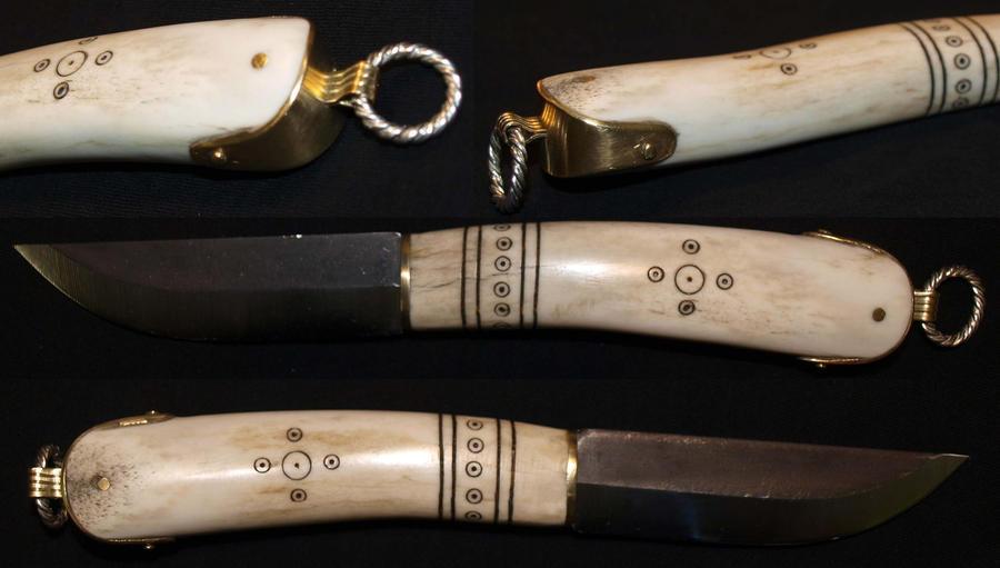 Viking knife 4 by DarkSunTattoo