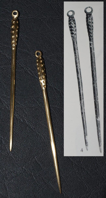 Viking Needle Gotland by DarkSunTattoo