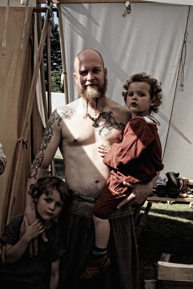 Vikings 2012/7 by DarkSunTattoo