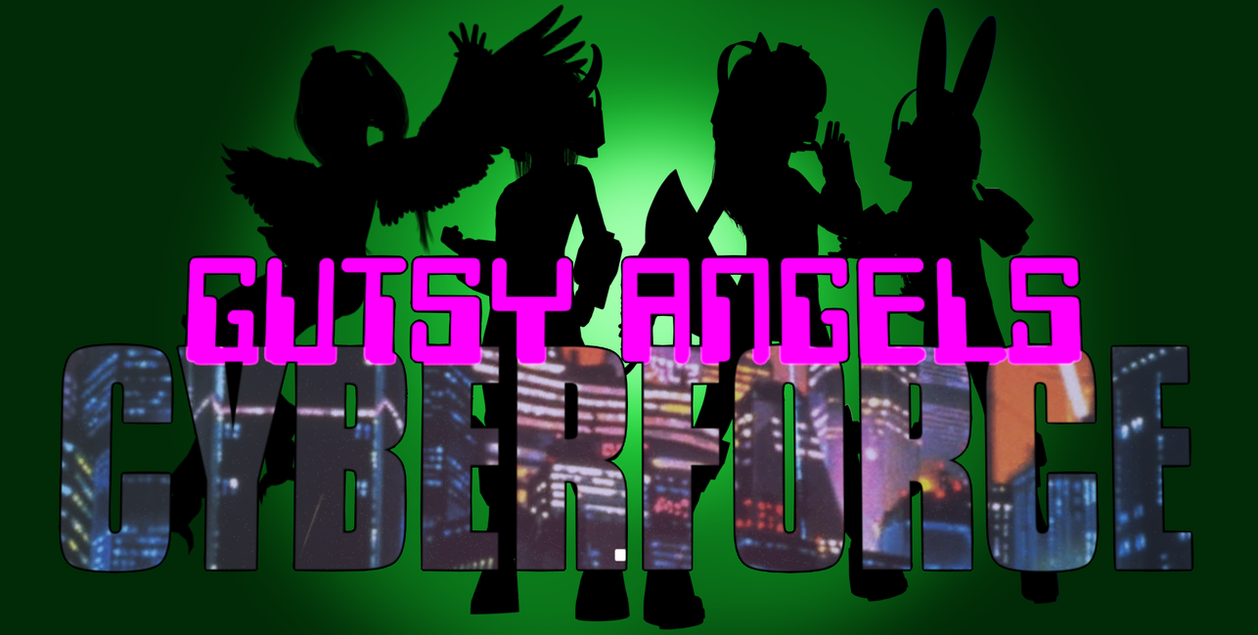 Gutsy Angels Cyberforce - promo 2 by burstlion