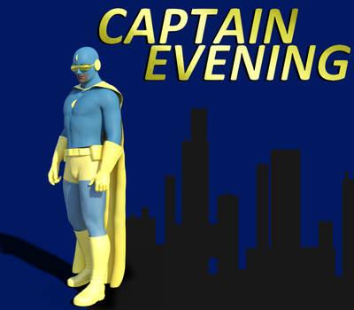 Captain Evening - new version for 2018 by burstlion