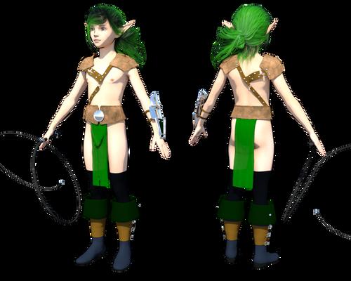 Domum Chronicles: FIGHTERS - Vanrau
