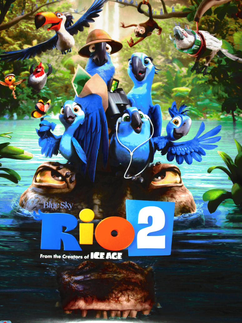 Image Result For Free Rio Movie