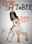 GoInk-Tober day 11: Bizarre creature