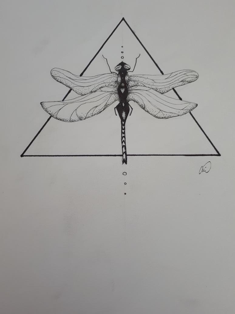 Dragonfly by TigerLove566
