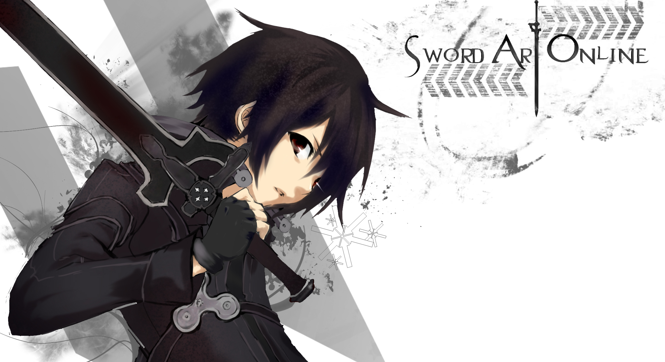 Sword Art Online Kirito Wallpaper by Inzane21 on DeviantArt