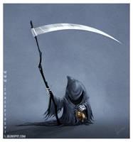 Grim jr by ArtofRoshan