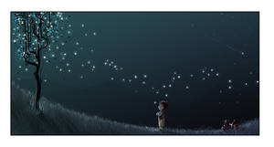 Ten million fireflies