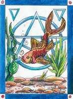 Water - Pagan Symbolism by Vampiric-Conure