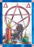 Fire - Pagan Symbolism by Vampiric-Conure