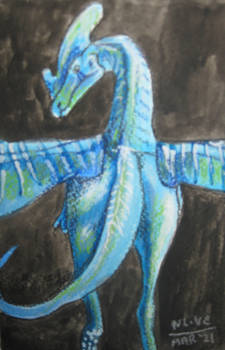 Blue Hopper