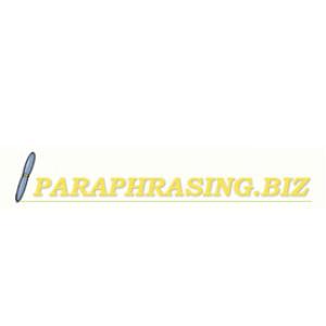 Paraphrasing website
