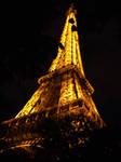 Eiffel Tower Shining