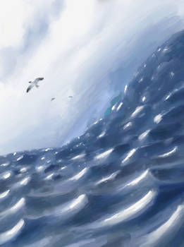 Storm winds approach