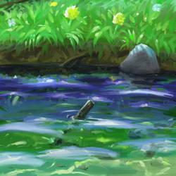 RiverWater
