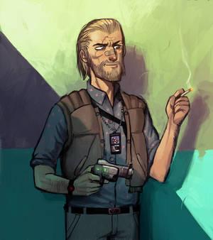 detective in the future