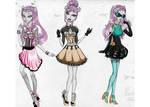 Rochelle Goyle fashion set