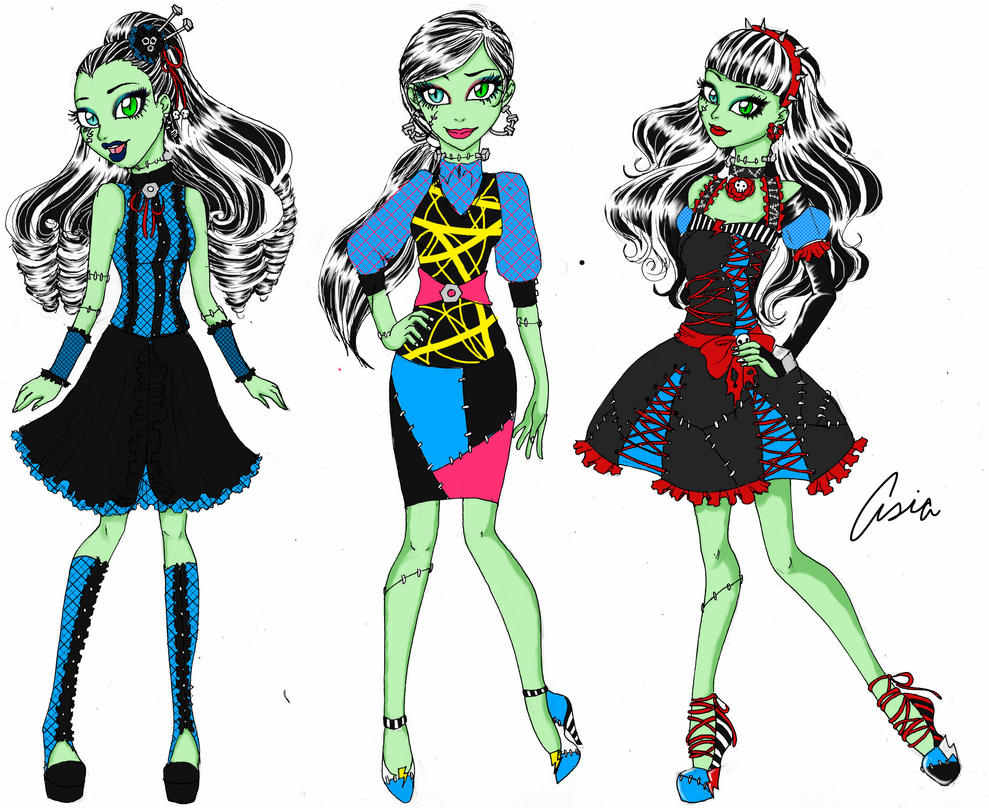 Monster High Howleen Shoes