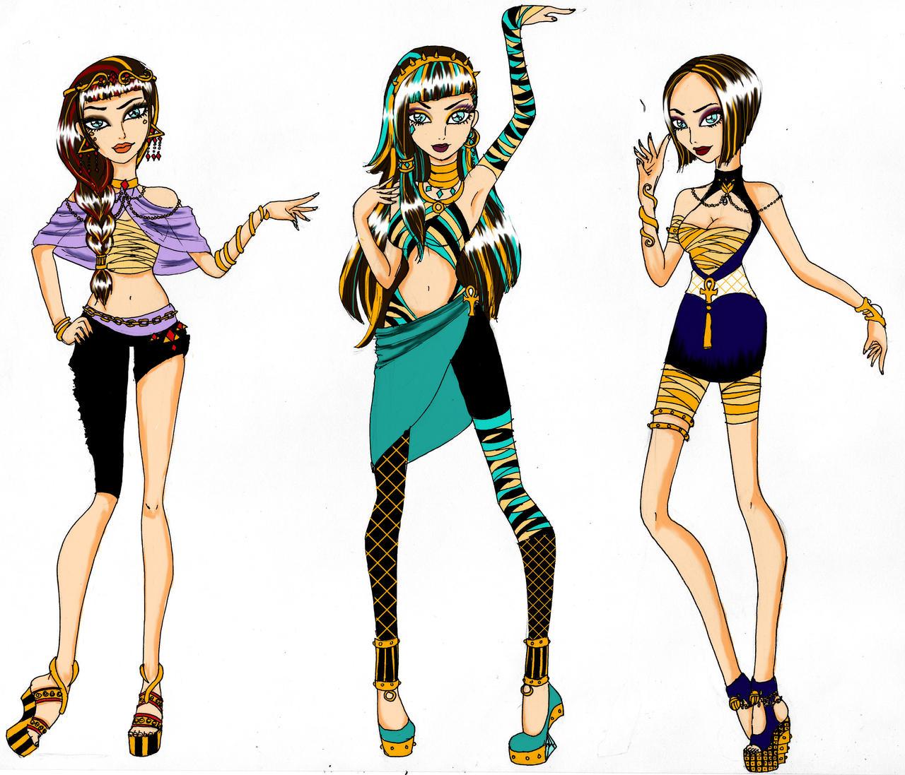 Uncategorized Cleo De Nile cleo de nile fashion set by persephonekat on deviantart persephonekat