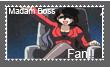 Madam Boss Fan by CommyPink