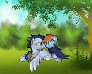Secret love... by CommyPink