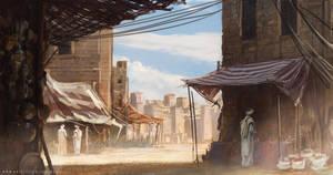 Bazar sketch
