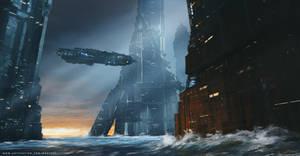 water city