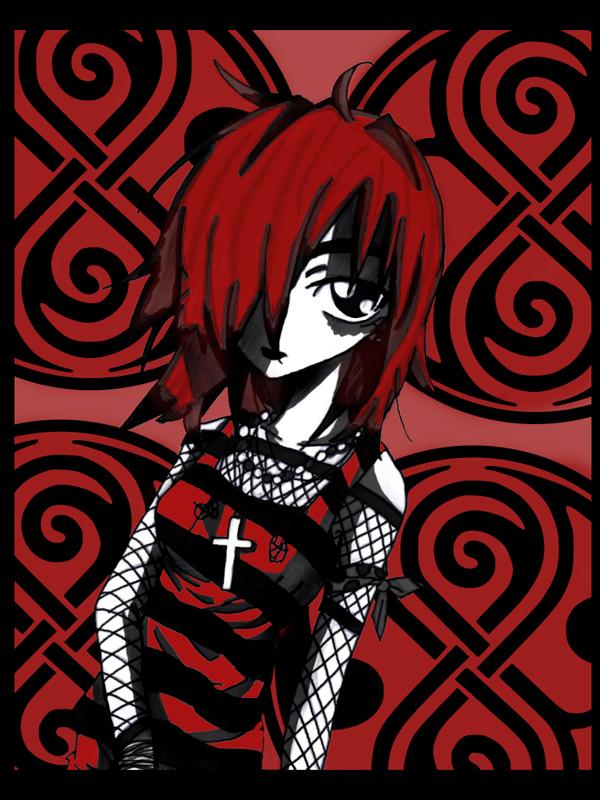 gothic rassilon by wickedwif