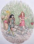 Arrietty and Spiller