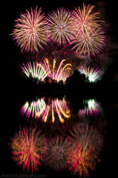 Fireworks II by amrodel
