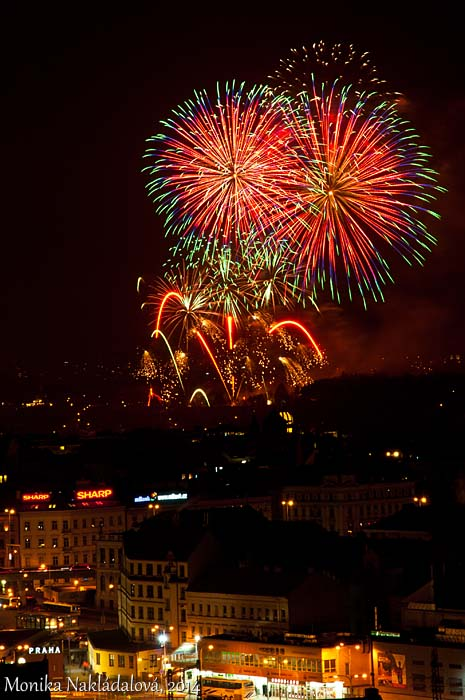New Year Fireworks by amrodel
