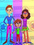 The non-canon family (ver. 2)