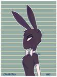 Bunny lookin' fierce