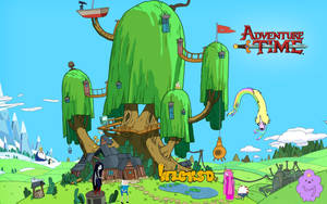 WICKED Adventure Time by W1CK3DMATT