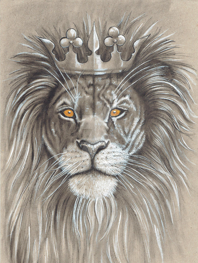 Narnia Chronicles Lion Aslan by KrakoWitches on DeviantArt
