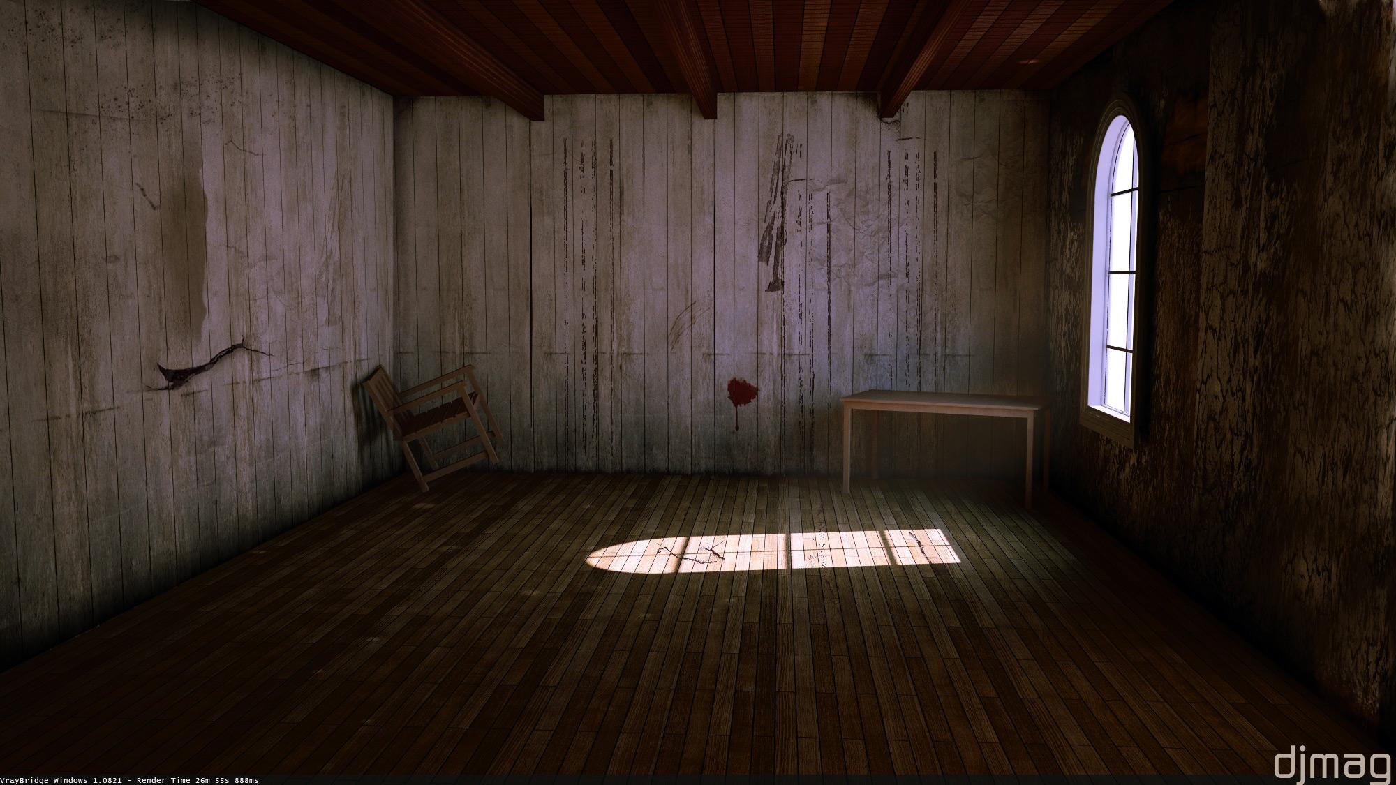 Dark Room: Personification Life OOC VI [OPEN]