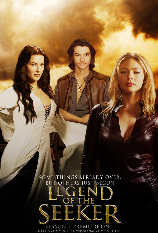 Legend Of The Seeker Season 2 Wallpaper Legend of the Seeker  Season 3