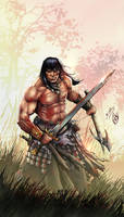 Conan the Unconquered COLORS