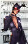 Arkham Mugshot Series - Catwoman