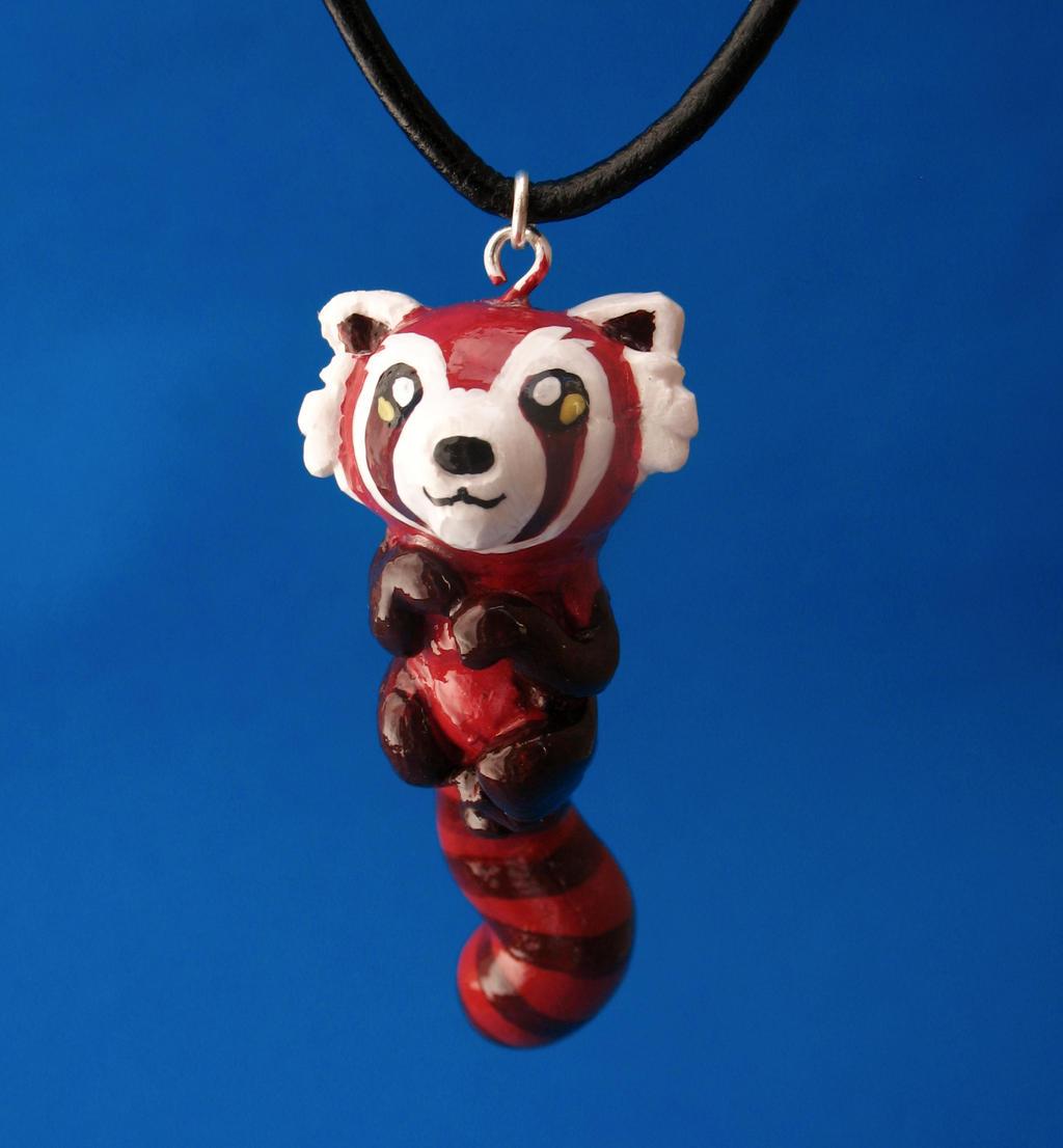 Red Panda by zynwolf