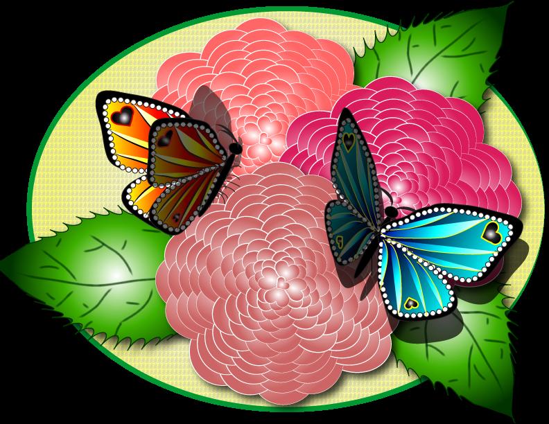 BUTTERFLIES by cooperchick