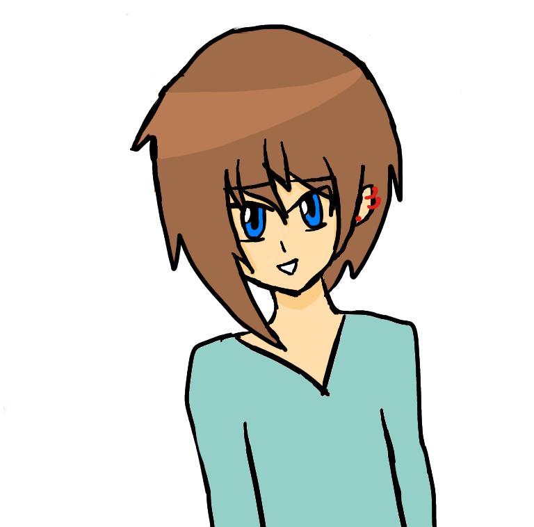 Random dude by sweetpink123