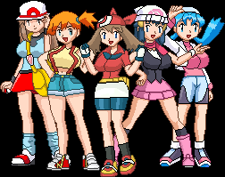 Pokegirls Expansion 1 by Cobalt-Renegade