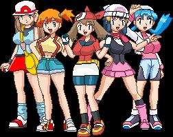 Pokegirls Expansion 1 by Cobalt-Renegade