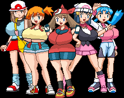 Pokegirls Expansion 2 by Cobalt-Renegade